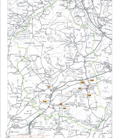 FCC Ward Map