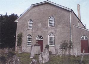 Maes-y-Bellan-Church